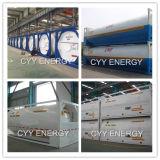 Envase del tanque de almacenaje de combustible del lar Lco2 de Lin del Lox del GASERO de la alta calidad