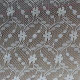 ジャカード網の服装および衣服のためのナイロンレースファブリック
