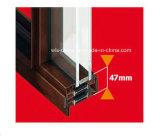 Thermal BreakのOS2の排他的なイングリッシュホーンTen Steel Window