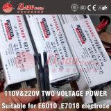 110V&220V Lasser IGBT MMA van de Elektrode van de cellulose de Draagbare