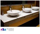 Marmor auf Verkaufs-Eitelkeits-Oberseite-Küche und Badezimmer