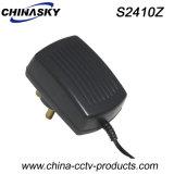 Kamera-Energien-Adapter CCTV-24VDC mit südafrikanischem Stecker (S2410Z)