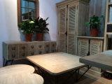 華奢なコンソールテーブルの時代物の家具