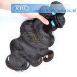Trama brasileira do cabelo humano do Virgin do cabelo durável