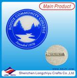 Distintivo variopinto di Pin di metallo di stampa di marchio con il vostri propri distintivo di Pin del risvolto di disegno