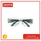Verres de sûreté de lunettes de sécurité du travail de PC contre le choc et les rayons UV
