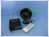 Chamador do chamariz do pássaro com &Timer de controle remoto para a atividade ao ar livre (620B)