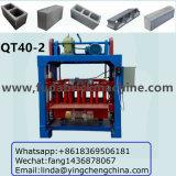 Блок ручного бетона блокируя делая машину, машину изготавливания бетонной плиты