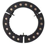 IP65 speciali impermeabilizzano l'indicatore luminoso rotondo del modulo di 18W LED