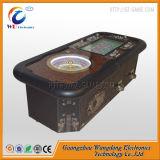 6p / 12p pantalla táctil de vídeo Ruleta Máquina con el metal del gabinete