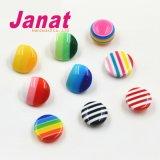 Цвет 3 пластичную кнопку для материала смолаы