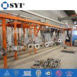 Запорная заслонка BS5163 усаженная металлом