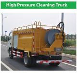 3.5 M³ Высокая тележка чистки давления