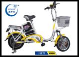 Pedal를 가진 48V 300W Mini Two Seat Electric Bike