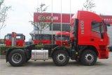 Testa del trattore dell'Saic-Iveco Hongyan 6X4 M100 calda nel Vietnam