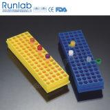 Polyproyplene Reversible Racks для Microtube