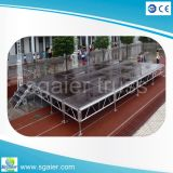 Профессиональное Mobile Strong Aluminum Wedding Stage Entertainment Stage на Sale