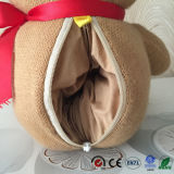 Giocattolo caldo lavorato a maglia di qualità di vendita del sacco della caramella dell'orso dell'orsacchiotto della peluche