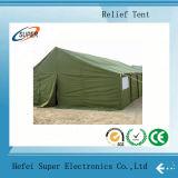 Tiendas impermeables ultraligeras de ayuda humanitaria de la naturaleza que acampan