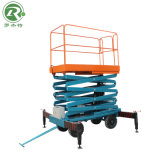 6-14m Automatic Type Mobile Aerial Scissor Work Platform Lift (SJZ0.3-6)