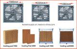Rilievo con il blocco per grafici per la serra, rilievo di raffreddamento del computer portatile di alta qualità, blocco per grafici di raffreddamento per evaporazione della serra