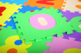 Esteras agradables del rompecabezas Jigsaw del suelo de la espuma de Looking100%EVA para aprender