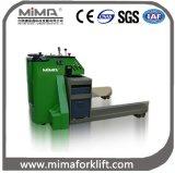 Carro de paleta eléctrico de Qualitied para la industria de papel del rodillo