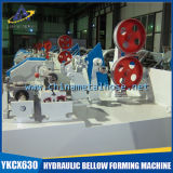 48 orizzontali Carriers Steel Wire Braiding Machine per Rubber Hose