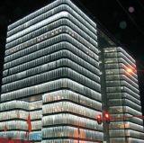 Rondelle de mur d'éclairage de façade de medias de DEL (H-360-S72-RGB)