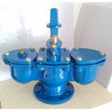 BS5163 Non-Rising Stem Ductile Iron Gate Valve mit Epoxy Coating