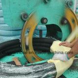Шланг спиральн высокого масла давления гибкий гидровлический резиновый с R13