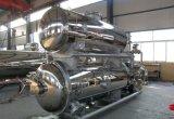 二重層のSteriliingの商業自動オートクレーブ