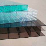 PC Hollow Multi-Wall Sheet de 4-Layer Polycarbonate