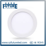 中国のFactory SMD2835 Ultra Slim 15W Round LED Panel Light