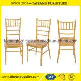 Stapeln Stuhls des Metallhotel-Gaststätte-Bankett-Hochzeits-Tiffany-Chiavari
