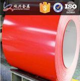 中国の普及したPrepainted電流を通された鋼鉄コイル