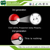 Третий заряжатель батареи поколения 12000mAh клетчатый III Pokemon идет крен силы Pokeball