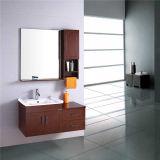Tipo moderno Governo di stanza da bagno fissato al muro di legno solido