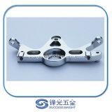 Piezas que trabajan a máquina W-007 del CNC del aluminio de encargo de la precisión