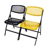 熱い販売の最もよい品質のプラスチック折りたたみ椅子