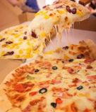 Deluxer fünf Stern-Pizza-Backen-Ofen für Pizzeria