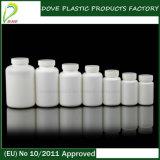 HDPE 150ml Plastikmedizin-Flasche mit Kippen-Oberseite-Schutzkappe