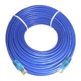 шнур заплаты кабеля RJ45 заплаты 300m/Roll Cat5e UTP 0.5mm