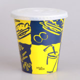 NahrungGrade Double PET Disposable Paper Cup und Cold Drink Cup