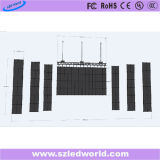 Al aire libre Alquiler Pantalla / panel de la pantalla LED para hacer publicidad