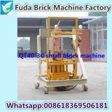 ドイツ技術の高品質の移動式煉瓦作成機械
