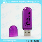 Clouded Factory Price Cheap UNIVERSAL SYSTEM BUS Flash Drive for Gift (ZYF1281)