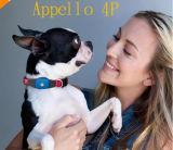 2015 самый последний миниый отслежыватель Appello 4p Followit GPS любимчика Pets отслежыватель с воротом GPS для собаки коровы кота
