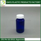 botella plástica de la medicina del animal doméstico 75ml