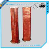 Matériel d'échangeur de chaleur de tube d'interpréteur de commandes interactif avec le bon prix d'échangeur de chaleur